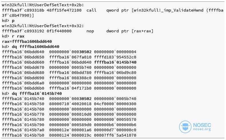 想绕过Windows 10 KASLR?一条WinDBG命令足矣|NOSEC安全讯息平台- 白帽汇